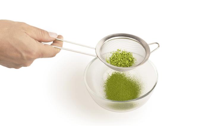 Matcha tea strainer 2