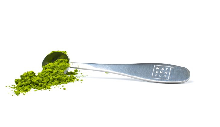 Matcha measuring spoon 2