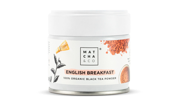 Black tea set 2