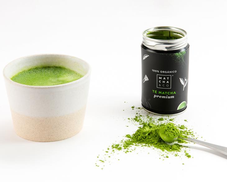Premium Matcha Tea 100% Organic 2