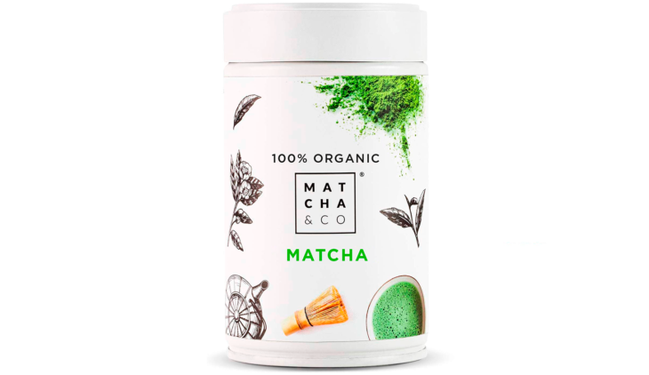 Matcha Tea 100% Organic 1