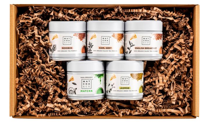 Set 5 tea varieties 1
